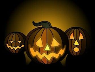 Halloween pumpkins Desktop Wallpapers FREE on Latorocom