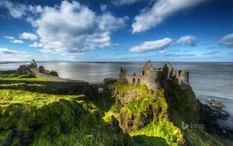 Dunluce Castle County Antrim Northern Ireland Gareth Wray