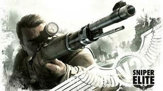 Sniper Elite Wallpapers HD Wallpapers