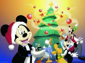 Disney Christmas Wallpapers Wallpapers High Definition
