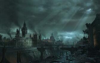 Weekly Wallpaper Imagine The Worlds End With These Dystopian
