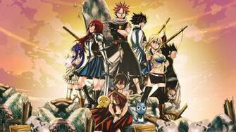 Fairy Tail 2016 Wallpapers HD