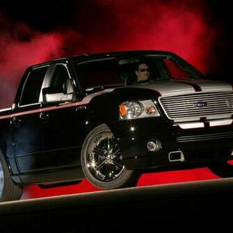 Download 1024x600 Epic Ford F 150 Wallpaper