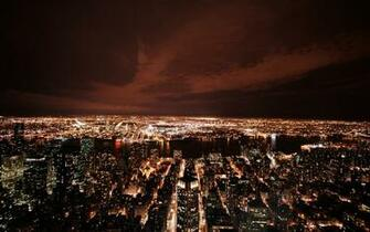 New York night Lights Wallpaper   7720
