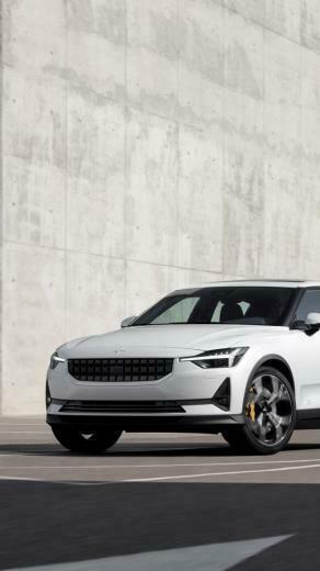 Wallpaper Polestar 2 2021 Cars electric cars Geneva Motor Show