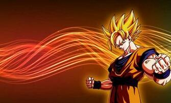 ZOOM HD PICS Dragonball Z Super saiyan goku Wallpapers HD