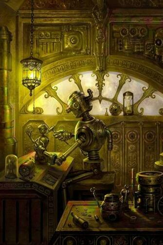 STEAMPUNK WALLPAPER IPHONE 4   social networking