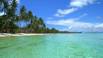 Tropical Beach Backgrounds Download HD Wallpapers