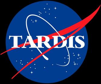 tardis nasa logo by blenderlager designs interfaces logos logotypes i