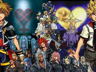 Kingdom Hearts Wallpaper by Wightwizard8   Desktop Wallpaper