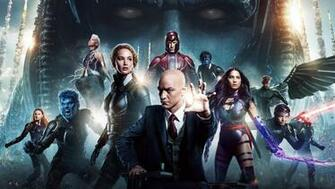 X Men Apocalypse 2016 Desktop Wallpaper Moviemania