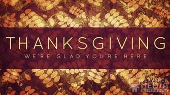Thanksgiving Gratitude Holiday 1 Still   Playback Media