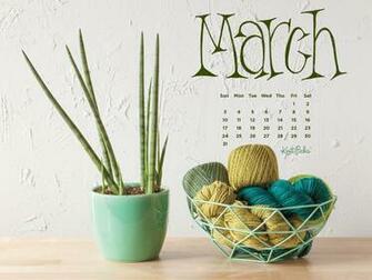 Downloadable March 2019 Calendar   KnitPicks Staff Knitting Blog