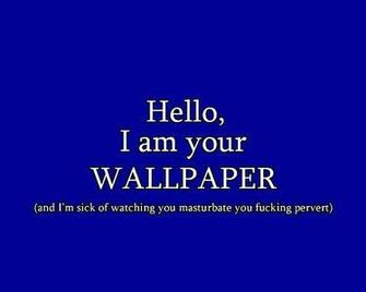 Hello i am your wallpaper Flickr   Photo Sharing