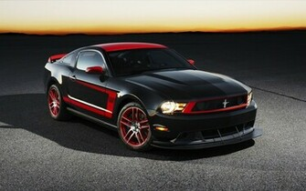 HD Wallpaper 2012 Ford Mustang Boss Wallpapers for Desktop 2012 Ford
