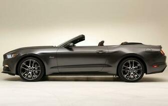 2015 Ford Mustang Convertible Wallpaper   HD