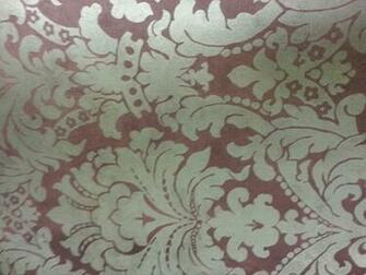 Gold and Burgundy wallpaper Gold Ballroom Pinterest