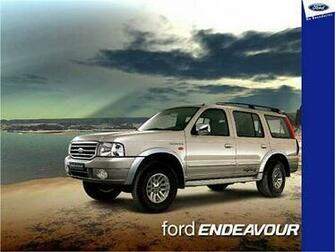 Ford Endeavour   Nice wallpaper photos Best car reviews