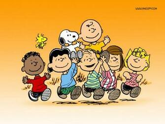 Random Charlie Brown HD Widescreen Wallpaper
