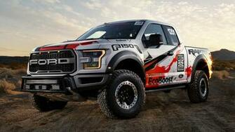 Ford F 150 Raptor Race Truck 2017 Wallpapers and HD Images