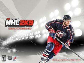 NHL 2K9   Download Wallpaper Games   Daily Games