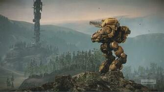 MechWarrior Online desktop wallpaper 6 of 42 Video Game Wallpapers