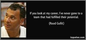 Ruud Gullits quotes famous and not much   Sualci Quotes