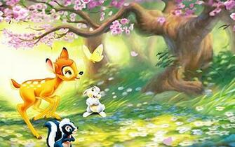 Walt Disney Characters images Walt Disney Wallpapers   Bambi HD