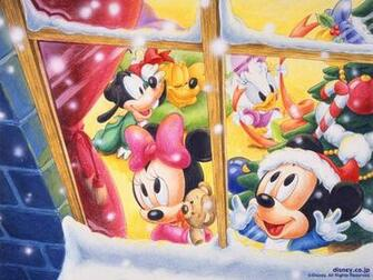 Disney Christmas WallpaperTHR999HKRG 5