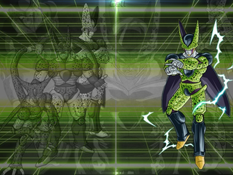 Wallpapers De Cell [Dragon Ball Z]   Taringa