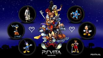 Kingdom Hearts PS Vita Wallpapers   PS Vita Themes and Wallpapers