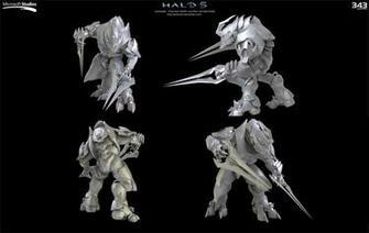 Halo 5 Arbiter Concept by Dutch02
