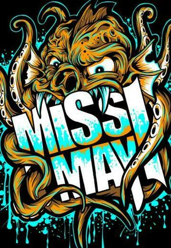 MISS MAY I by mrchugchug