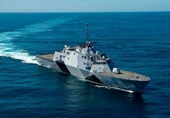 USS Freedom The Warship Wallpaper 3304