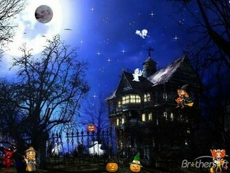 Download Happy Halloween Screensaver Happy Halloween Screensaver