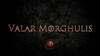 Game Of Thrones Symbols TV Shows Valar Morghulis WallDevil   Best
