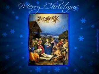 Christmas Wallpapers   Birth of Jesus