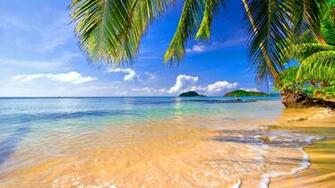 Tropical Beach HD Wallpapers