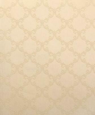 Trellis Wallpaper Metallic Natural Beige   Traditional   Wallpaper