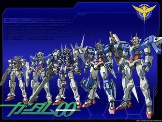 Evolution Exia Gundam 00 Wallpapers anime and cartoon online