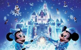 Disney Christmas wallpapers Disney Christmas background   Page 2