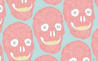 Pastel Skulls Wallpapers Pastel Skulls Myspace Backgrounds Pastel