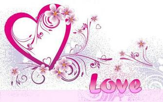 Wallpaper Backgrounds Cute Heart and Love Wallpapers with Different