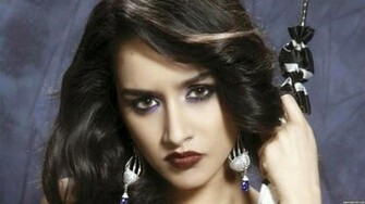 Shraddha Kapoors Angry look HD wallpaper Celebrity Hd Wallpapers