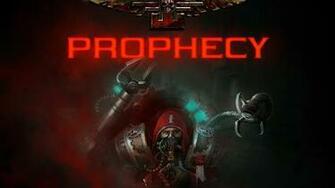 Wallpaper Warhammer 40K Inquisitor   Prophecy poster 4K Games