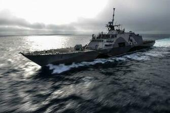 USS Freedom Wallpaper Military Vessels USS Freedom LCS 1 lead