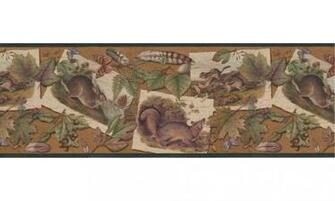 Home Animal Borders Animals Wallpaper Border B33637