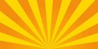 Retro ray orange background Illustrations Creative Market