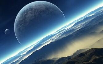 Space Desktop Wallpaper