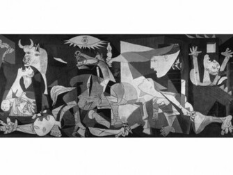 Images For Picasso Guernica Wallpaper